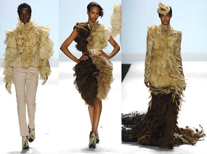 Fall Fashion for 2008: The Hottest Runway Looks for This Autumn