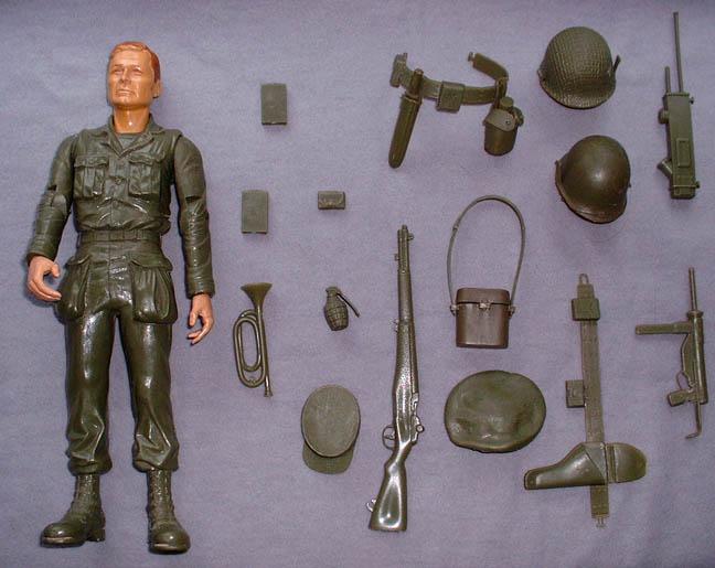 Toys And Co : Pvman marx toys